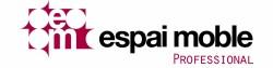 Logo Espai Moble Professional, solucions d'Interiorisme per empreses