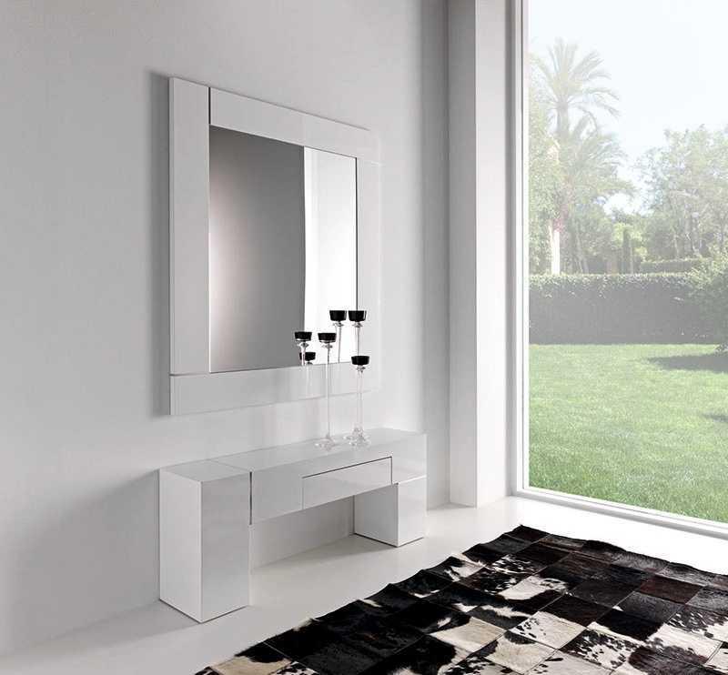 Espejos modernos para recibidor espejos de recibidor - Espejos recibidores modernos ...