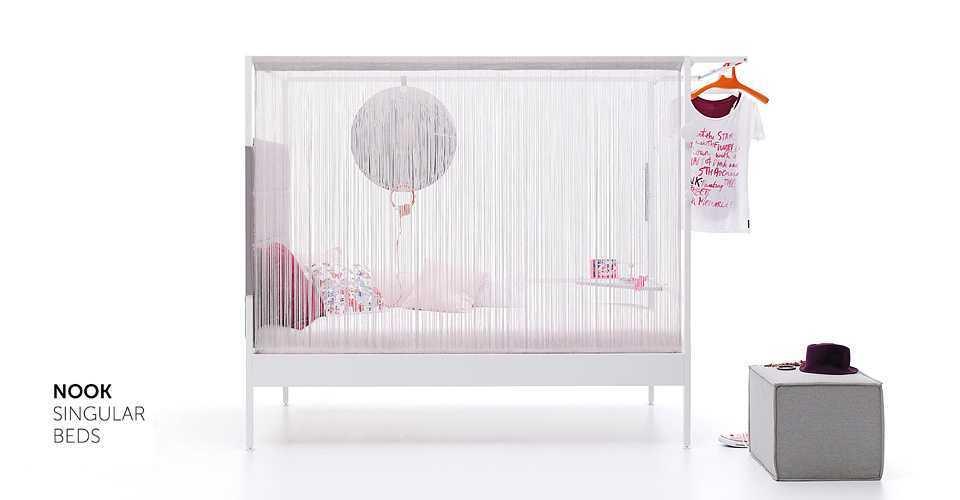Nook, un nou concepte de dormitori