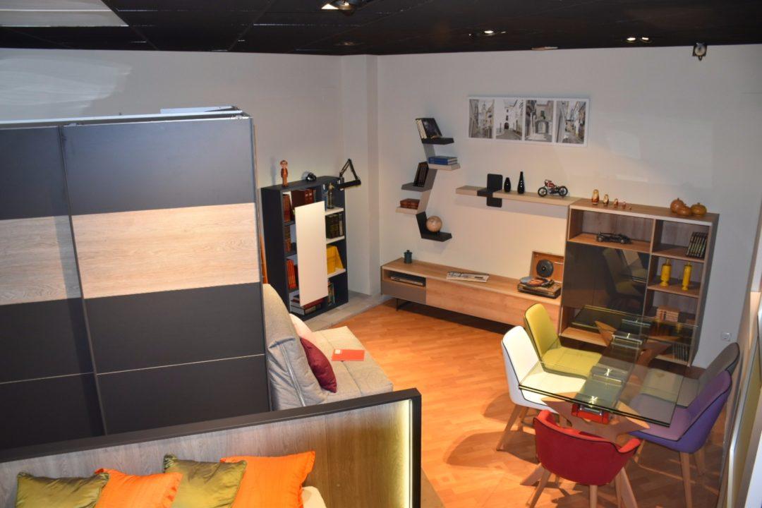 Un piso entero, la nueva exposición en tienda