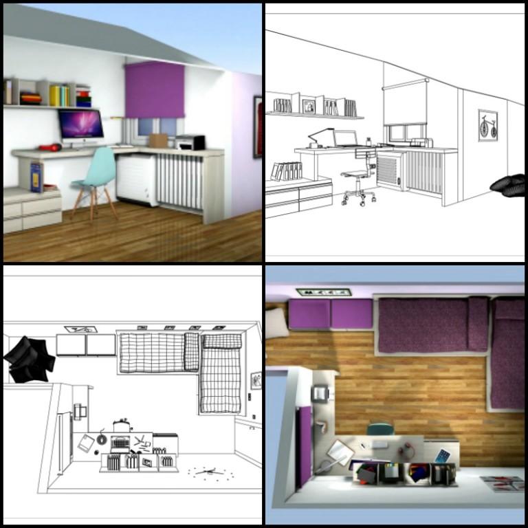 Proyectos hechos a medida espai moble interiorismo for A medida interiorismo