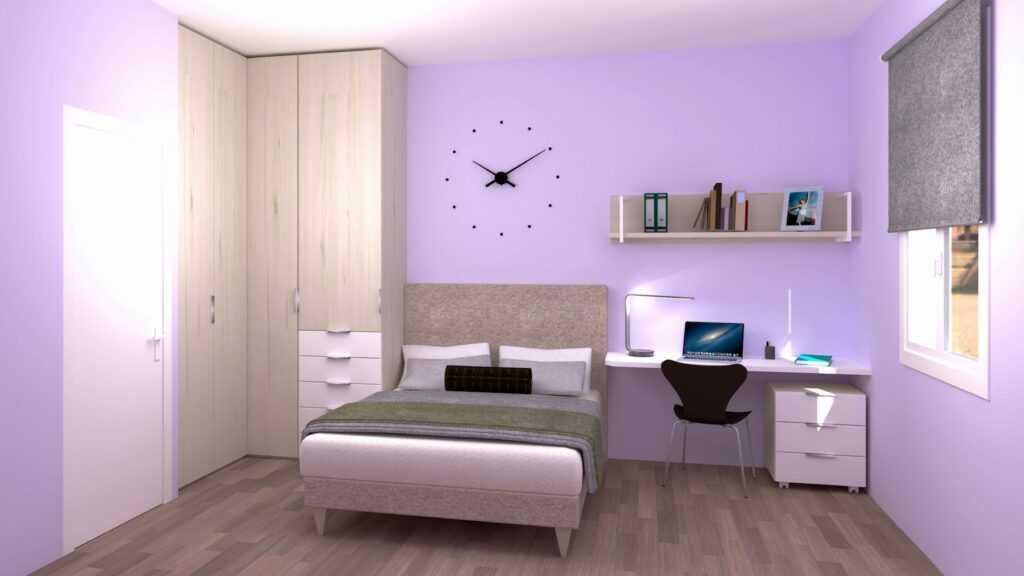 Habitacions juvenils armari cantoner