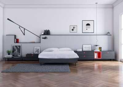 Espai Moble-llit de dormitori