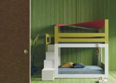 Espai Moble-habitacio llitera infantil