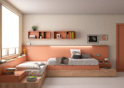 Espai Moble - Habitació juvenil