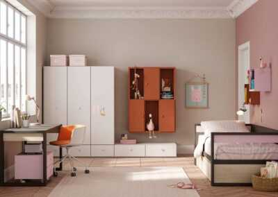 Llit abatible - Habitació juvenil - Espai Moble